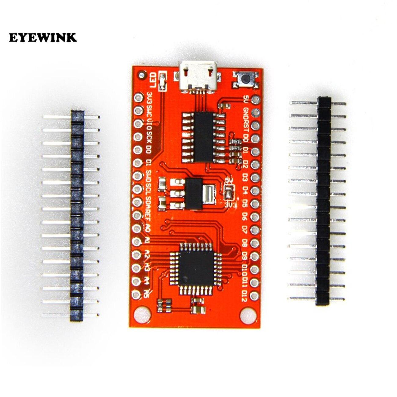 TTGO XI 8F328P-U плата micro usb для Arduino Nano V3.0 Promini или замена