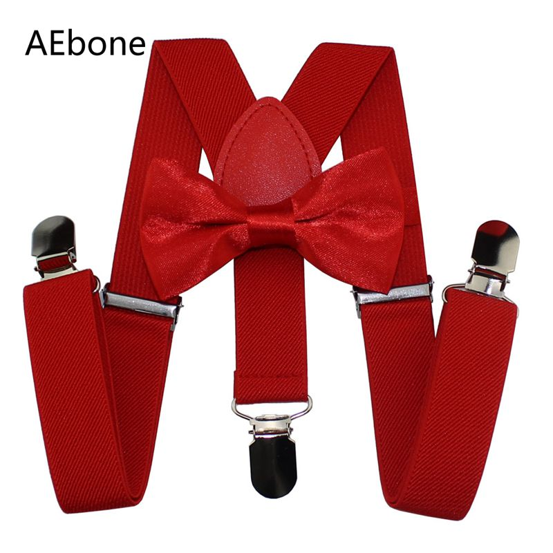 Детские подтяжки AEbone, юбки и галстук-бабочка красного цвета, Детские подтяжки для девочек, детские подтяжки, Детские подтяжки, Свадебная веч...