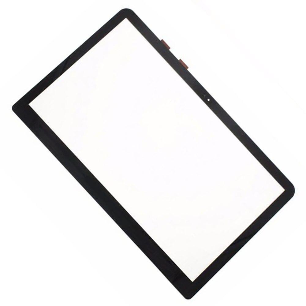 "STARDE Touch para HP envidia X360 15-W 15-w100nx 15-w000ni Digitalizador de pantalla táctil negro amarillo Flex conectores de Cable 15,6"""