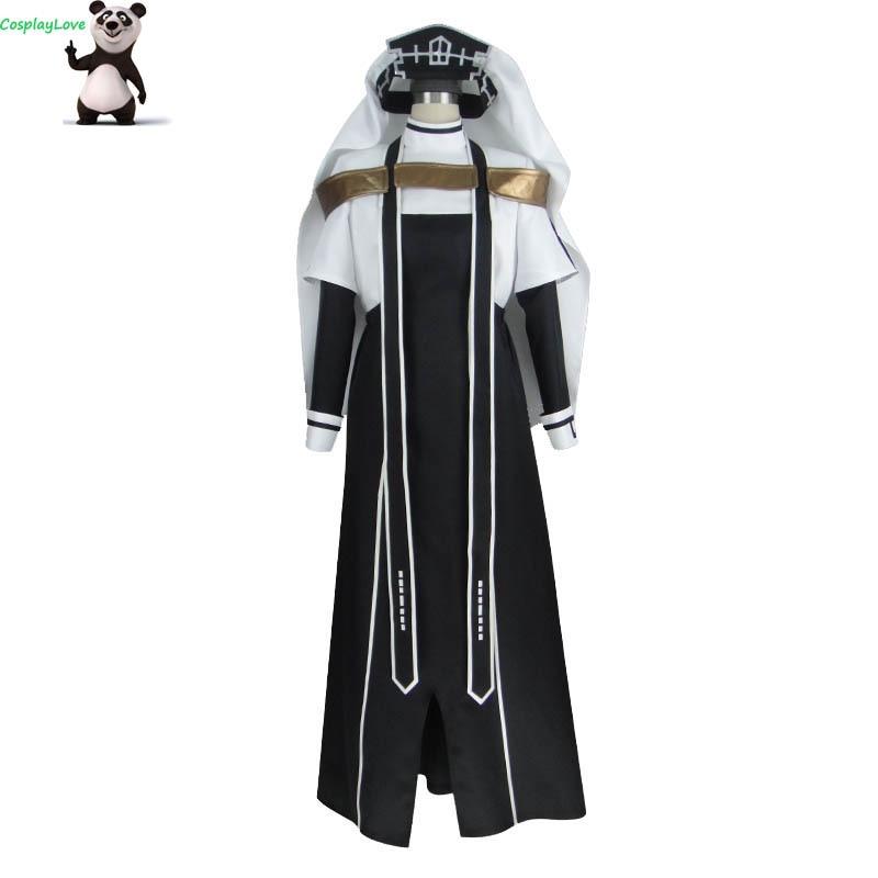 Record Of Grancrest War Grancrest Senki Priscilla Cosplay Costume Custom Made For Halloween Christmas CosplayLove