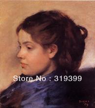 Reproduction de peintures à lhuile faites à la main   Peinture sur toile, Emma Dobigny dedgar degas, livraison gratuite DHL, peintures à lhuile faites à la main, 100%