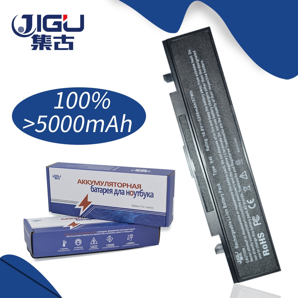 JIGU AA-PB4NC6B Laptop Battery For Samsung R60plus R65 Pro R610 R70 R510 R710 X360 X460 X60 X65 Plus Pro NP-P50 P60 X60