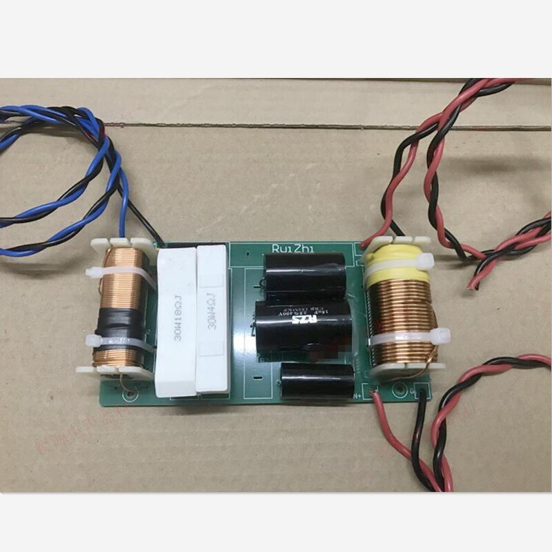 Crossover de 2 vías de alta calidad para JBL 15 pulgadas HIFI Frequency Speaker Divider SRX 715/700 reemplazo envío gratis