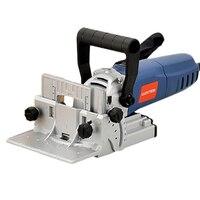 Woodworking Slotting Machine Multi-functional Woodworking Decoration Household Opening Machine Stitching Power Tool