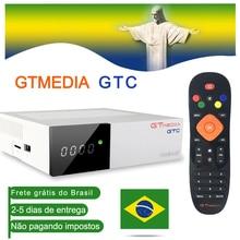 GTmedia GTC film football TV récepteur Android 6.0 TV BOX DVB-T2/S2/câble/ISDB-T WIFI Google Cast Netflix récepteur Satellite