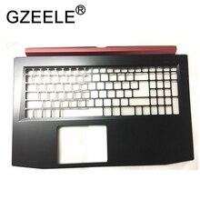 GZEELE laptop upper case palmrest cover For Acer Nitro 5 AN515-42 AN515-51 AN515-53 Helios 300 G3-572 AP211000610 AP211000611