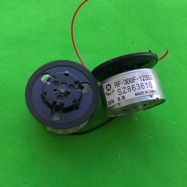 10 unids/lote RF-300FA-12350 HOP-120X HOP-1200W-B 1200W-B KHS-313A KHM313AAA con 520 mecanismo de DVD 5,9 V motor EVD motor