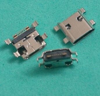 50 Uds. Micro USB Jack 7pin cargador Puerto conector para Samsung Galaxy S3 mini I8190 I8160 S7562 S7560
