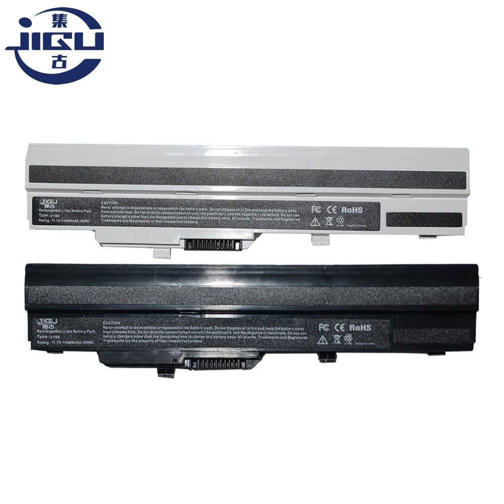 JIGU 6 celdas de batería del ordenador portátil para MSI BTY-S11 BTY-S12 viento U100 U210-006US U90 Wind12 U200 U210 U230
