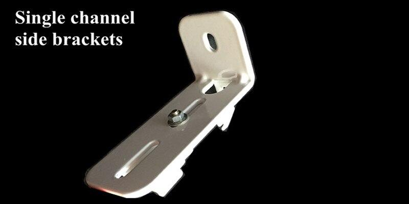 Высококачественный одинарный или двухсторонний Монтажный кронштейн для электронной карниз