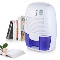 XROW-600A Mini Dehumidifier Household Dehumidifier Silent Basement Dehumidifier Wardrobe Dryer Absorber 10pcs