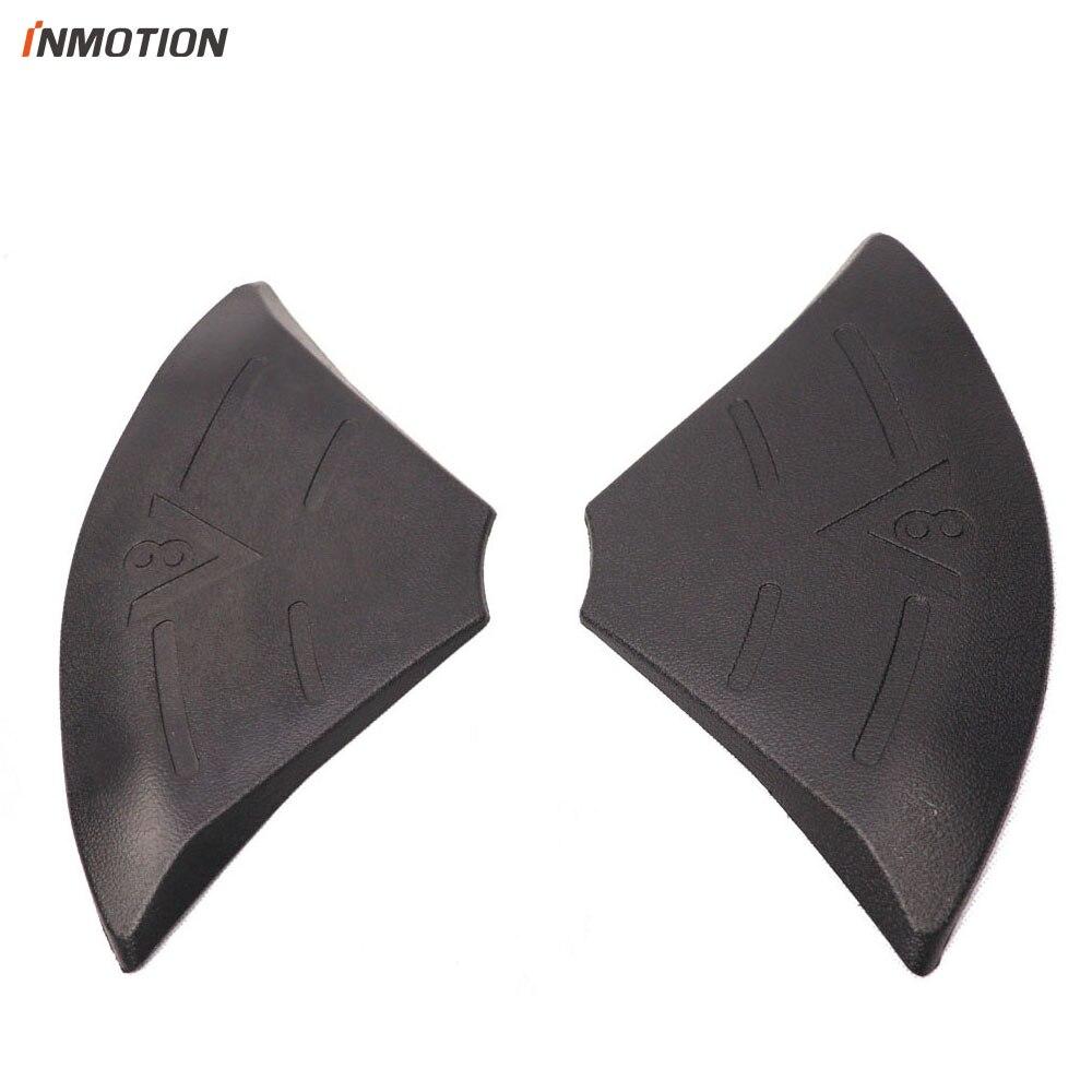 Inmotion v8 peças de carrinho de mão almofadas proteção skate elétrico monociclo v8 auto equilíbrio scooter almofadas acessórios