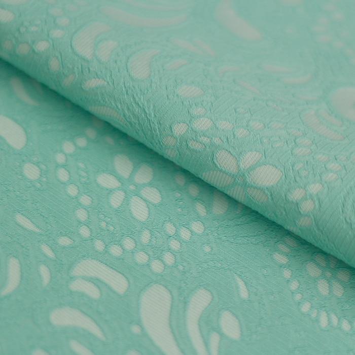 Moda jacquard brocado tecido 145 centímetros de largura cor 5 personalizado calções de vestuário tecido DIY vestido blusão jaqueta de jacquard em relevo