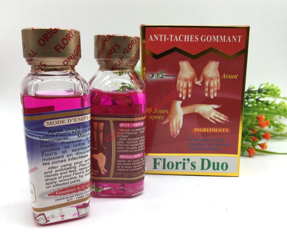 Flori's Duo-مصل وغسول مضاد للتثقيب ، GOMMANT