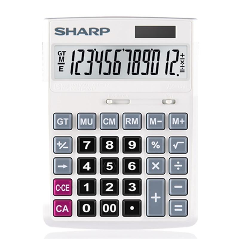 CH-G12 fuerte Calculadora de escritorio grande oficina de negocios