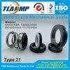 סוג 21-2.125 J-מנוף TLANMP מכאני חותמות (סוג 21-2 1/8) אלסטומר מפוח חותם עבור פיר גודל 2.125 משאבות