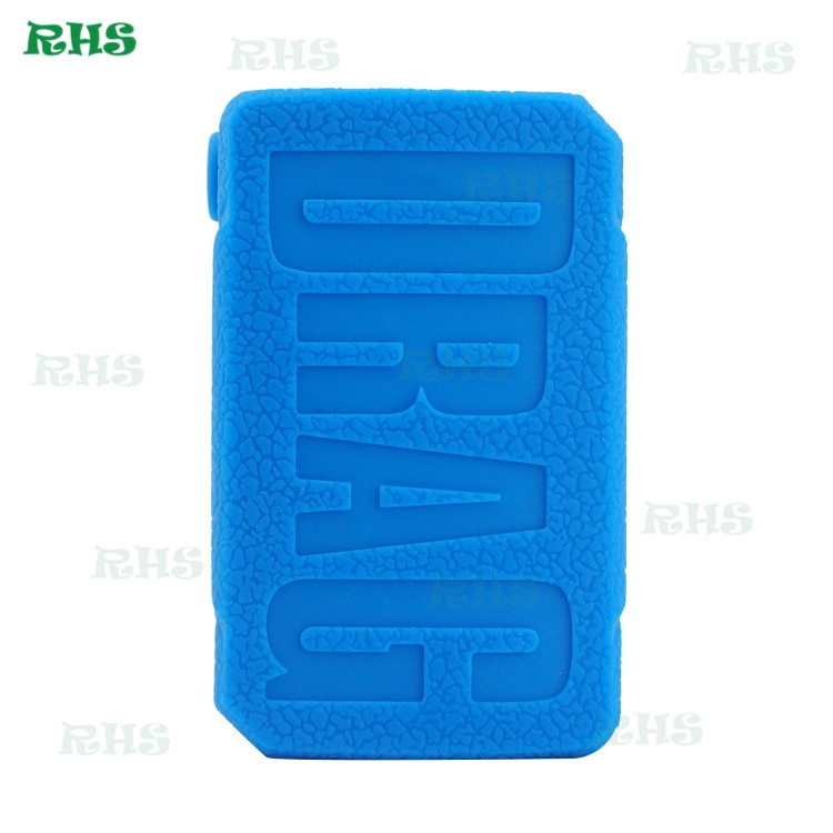 5 uds. Mini tamaño y diseño compacto Voopoo drag mini 117W funda protectora de silicona funda 14 colores envío gratis