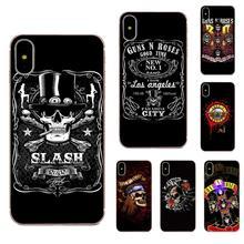 Guns N Roses Good Time For Huawei P7 P8 P9 P10 P20 P30 Lite Mini Plus Pro 2017 2018 2019 Soft Mobile Phone Covers