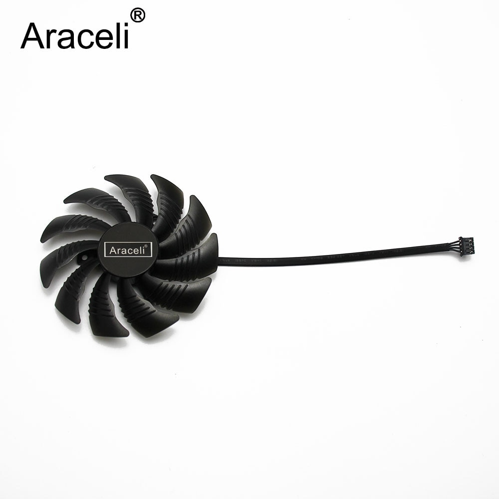 T129215SU 88MM Fan Replace For Gigabyte Geforce GTX1060 GTX 1080 GTX 1070 1060 1050 Ti fan Mini ITX G1 Radeon Gaming Fan