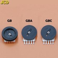 JCD 1 шт. Сменный переключатель громкости для Navy GameBoy Advance Color для GB GBA GBC потенциометр материнской платы