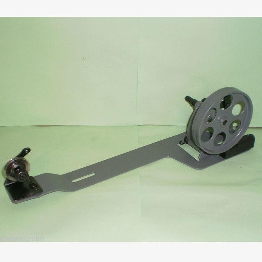Большая бобина WINDER промышленная швейная машина JUKI BROTHER SINGER CONSEW серый