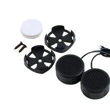 Universal High Efficiency 2x Auto Mini Dome Tweeter Luidspreker Luidspreker Super Power Audio Auto Sound