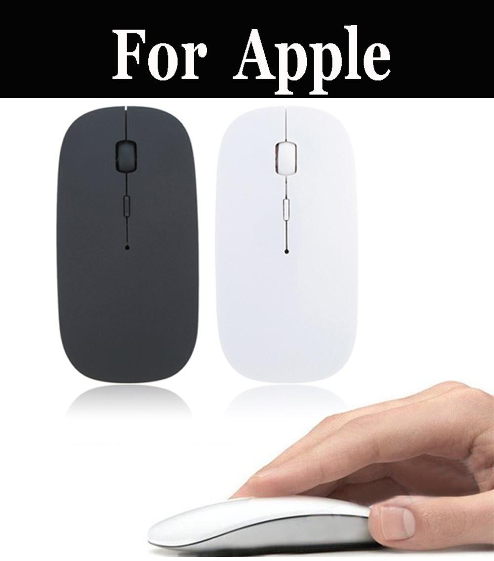 Ultra ince USB optik kablosuz fare süper fare kablosuz Apple MacBook Pro 13 için hava 13 MacBook Pro 15 MacBook hava A1466