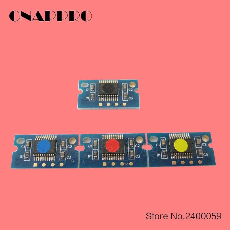 Magicolor 4600 4650 4650en 4650dn 4690 4690MF 4695 chip do cartucho de toner para Konica Minolta 4695MF Fichas de Impressora A Laser