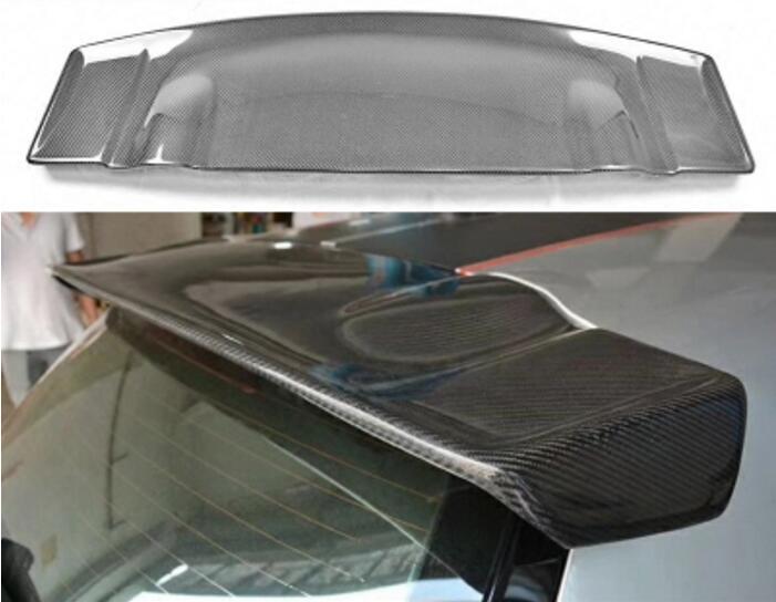 Alerón trasero de fibra de carbono de alta calidad para Vw Volkswagen Scirocco 2009 2010 2011 2012 2013 2014