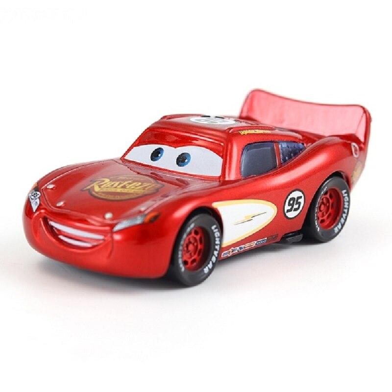 39 styles Cars Disney Pixar Cars 2 3 Lightning McQueen Mater Huston Jackson Storm Ramirez Diecast Metal Alloy Boys Kids Toys