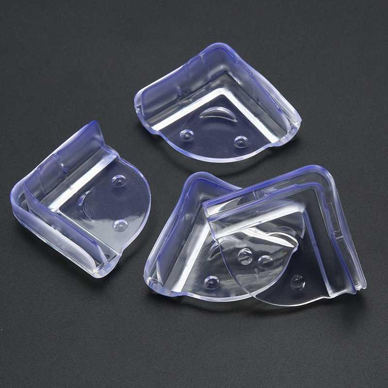 4 Teile/los Ecke Protektoren Tisch Möbel Baby Produkte Schutz Von Kinder Kind Sicherheit Sicherheit Ecken Schutz Kinder