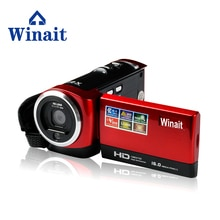 Winait 16 Mp 720P 2.4 inch TFT Display 16 X Digitale Zoom Digitale Video Camera Portable DVR Camcorder Goedkope freeshipping DV-C6