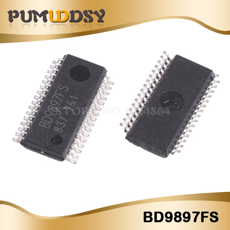 5 unids/lote BD9897FS BD9897 ssop nuevo y original ic kit en stock