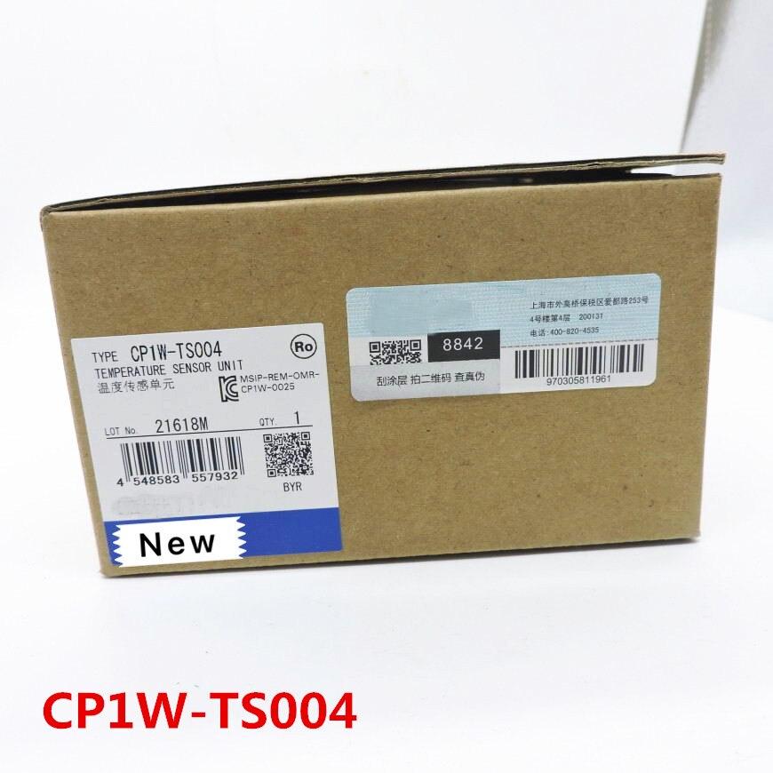 1 سنة الضمان الجديد الأصلي في صندوق CP1W-TS004 CP1W-TS003 CP1W-DA042