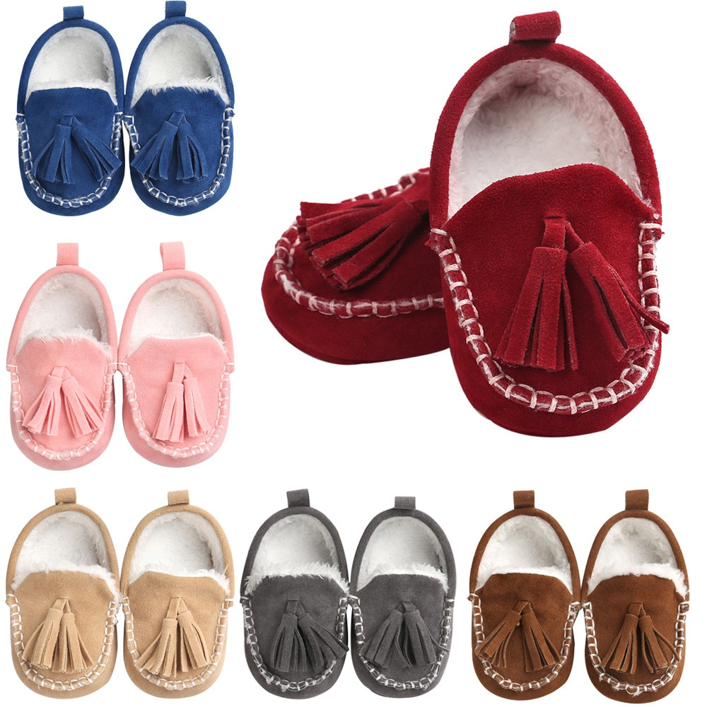 SZYADEOU 2019 Baby Toddler Shoes Soft Bottom Anti - Slip Shoes  Sneakers Casual Mianxie Детская обув wholesale L4