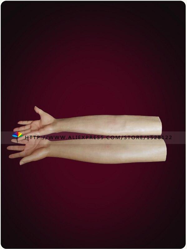 Силиконовые перчатки/реалистичные руки/идеальные руки/магия мягкий эластичный
