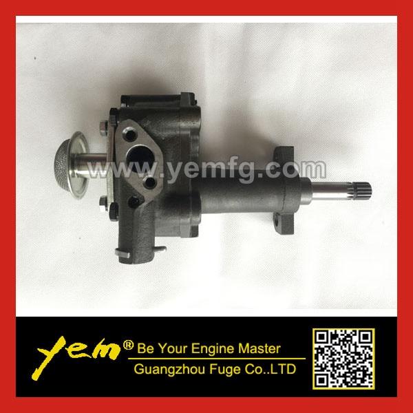 Para piezas de motor diésel Daewoo DB58 DB58T bomba de aceite 65,05101-7020 65,05101-7021
