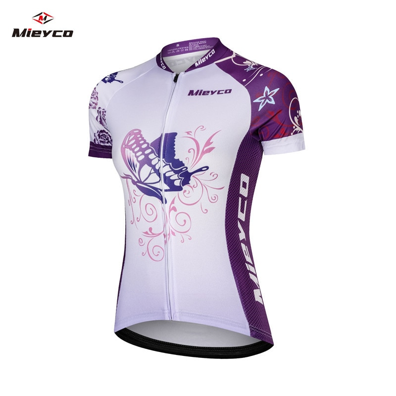 Camiseta De Ciclismo para mujer, Ropa para bicicleta De carretera, Maillot corto,...