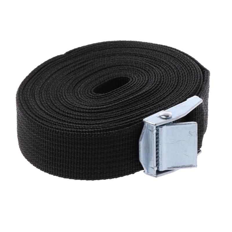 Крепкий храповый ремень для багажа с металлической пряжкой|Натяжные ремни| |