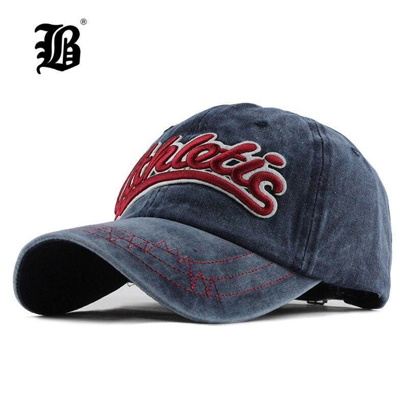 [FLB] 100% хлопок, летние модные бейсболки, мужские шляпы, шляпа c вышивкой, для отца и женщин, Gorras F129