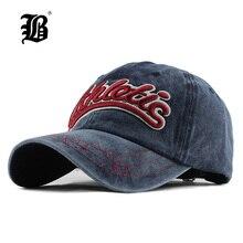 [Flb] 100% algodão lavado casquette verão moda bonés de beisebol masculino chapéus bordados pai chapéu para homens gorras f129