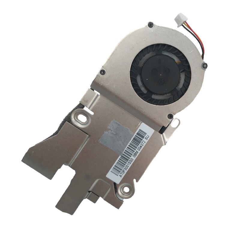 Ventilador de refrigeración Original WLFYS para portátil para Acer one D255 Heatsink PN MF40050V1-Q040-G99 AT0DM001SS0
