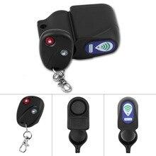 Professional Anti-theft Bike Lock Cycling Security Lock Remote Control Vibration Alarm Bicycle Vibration Alarm