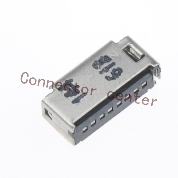 Prconn-حامل بطاقة Micro SD/TF صغير ، 8 دبابيس ، 3.0H ، موصل بطاقة ذاكرة مع فك تشفير ، نوع قصير للهاتف الخلوي