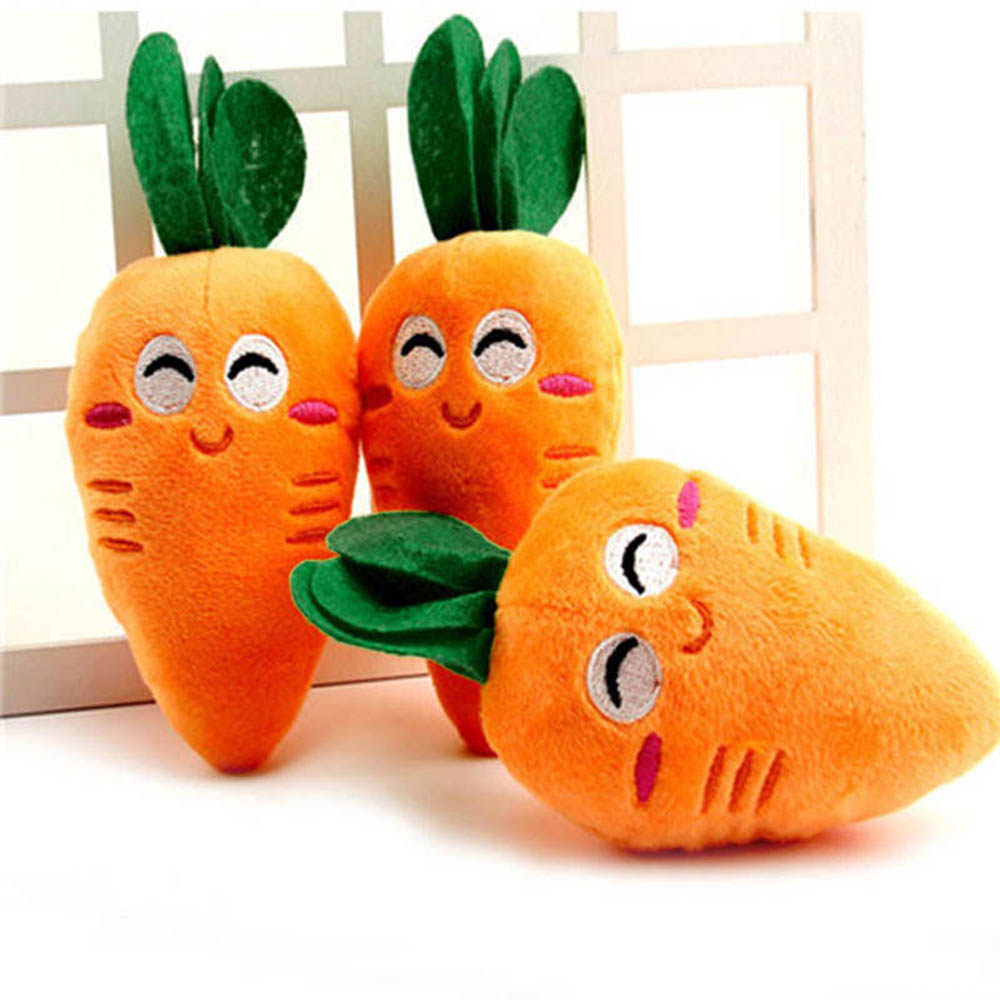 AliExpress - Funny Vegetables Carrot Plush Toy Sound Squeaky Children Toy Gift Stuffed Plant Kids Birthday Gifts