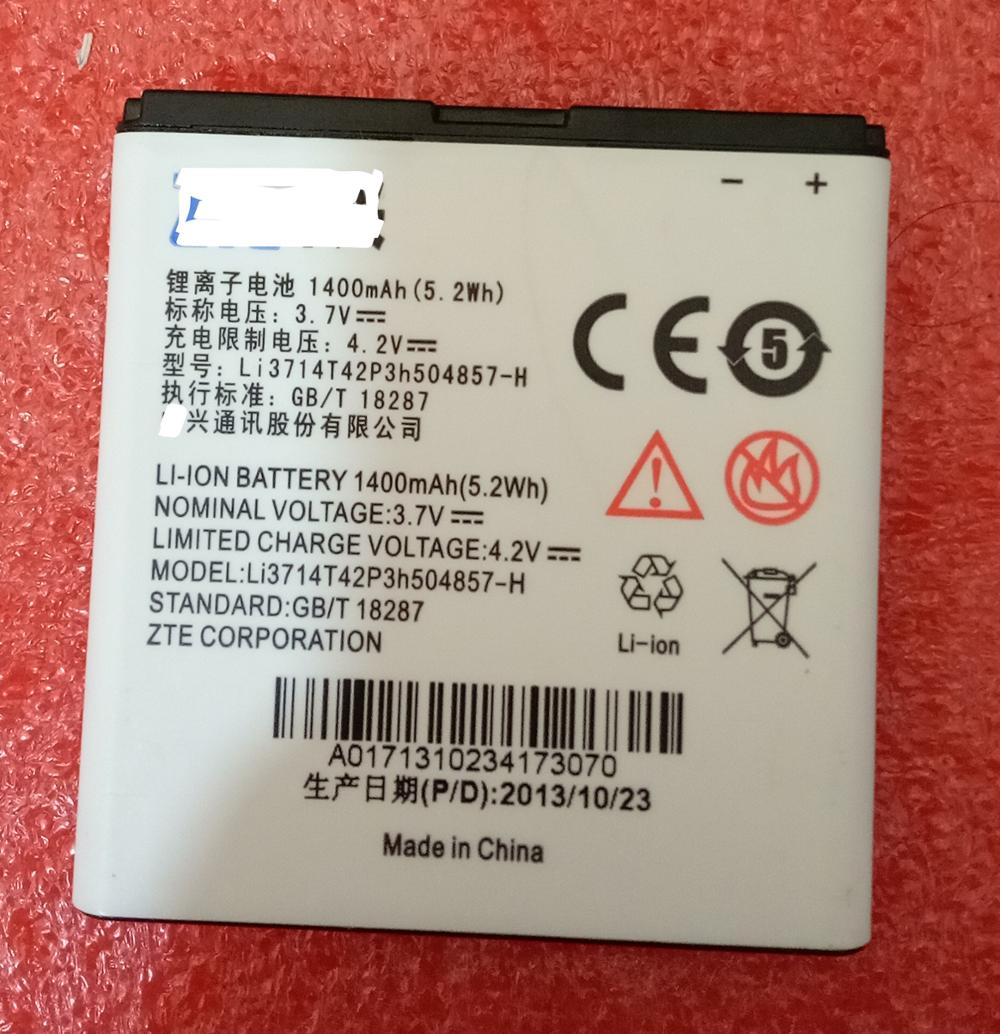 3,7 V 1400mAh Li3714T42P3h504857-H для Билайн Смарт 2/для ZTE U830 U812 V788D U788 батареи