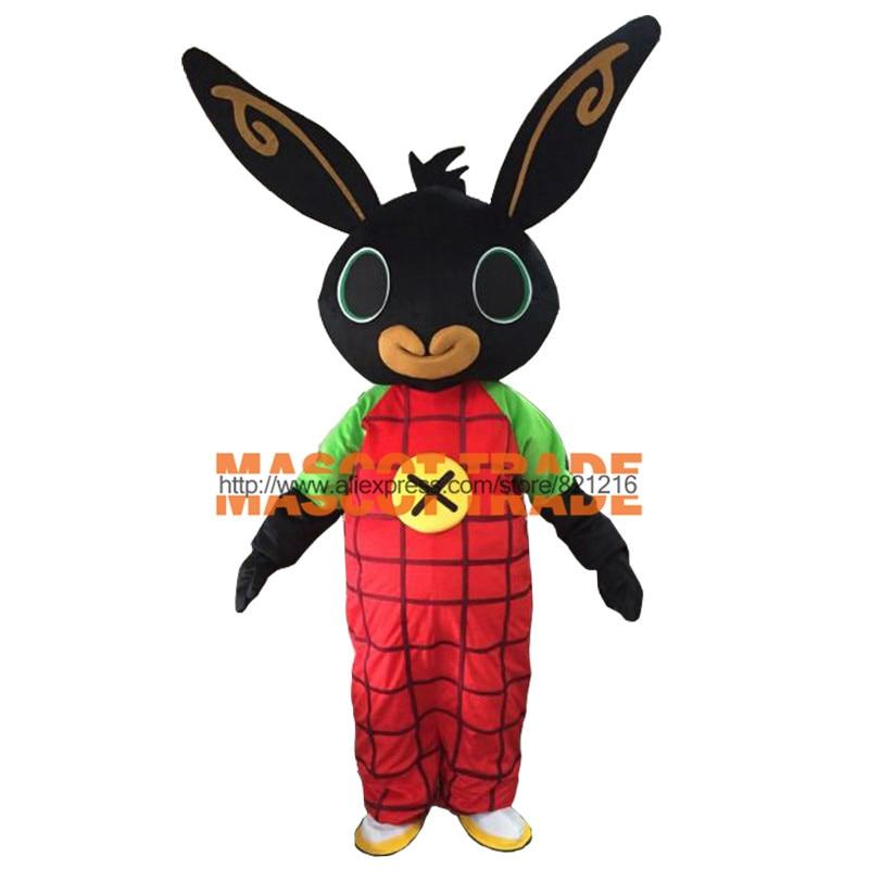 Disfraz de Mascota de conejo de tiro disfraz de Navidad Cosplay