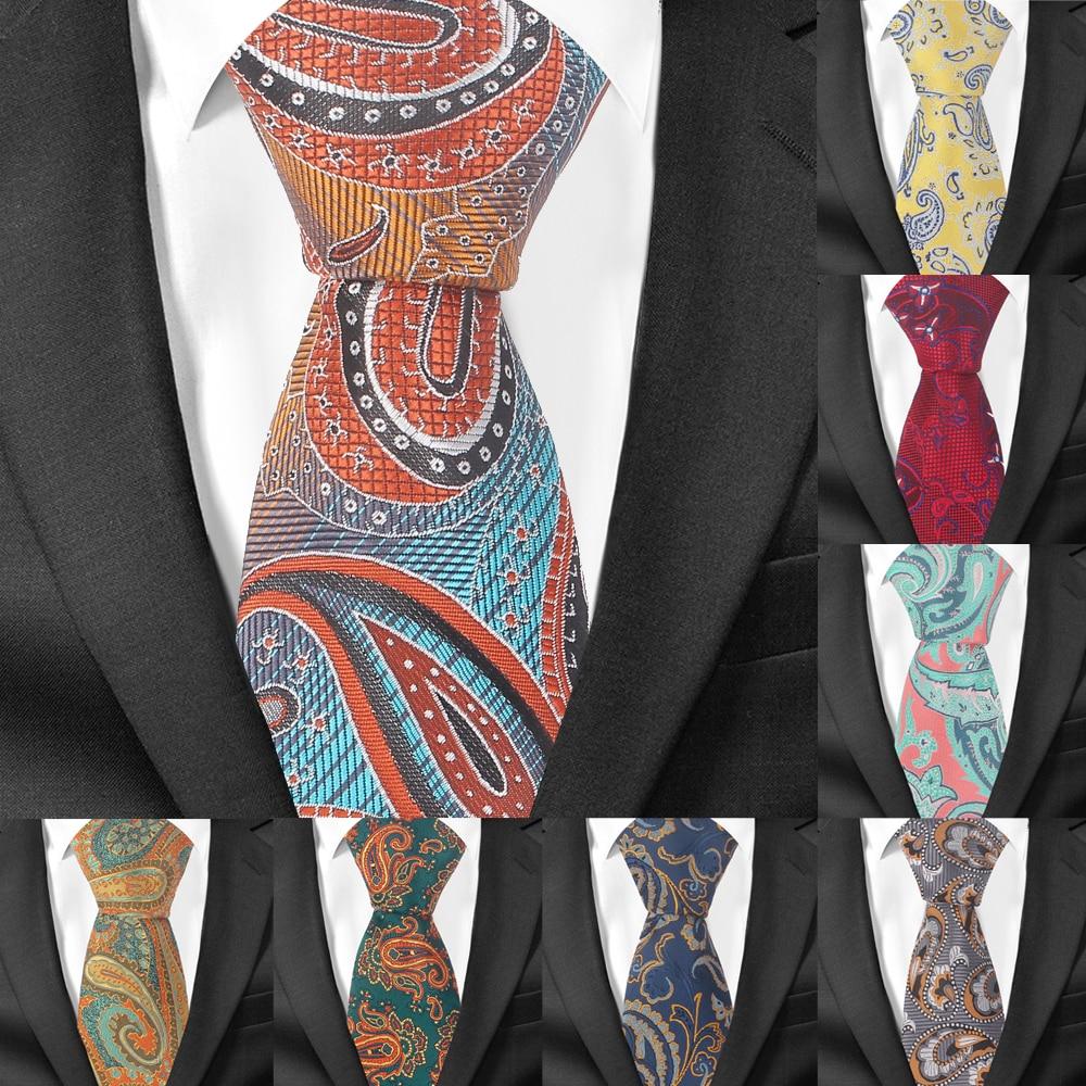 Nuevo lazo Jacquard para hombres y mujeres, corbata Floral de poliéster para traje de negocios para boda, corbatas delgadas para hombres, corbatas para adultos Nicktie