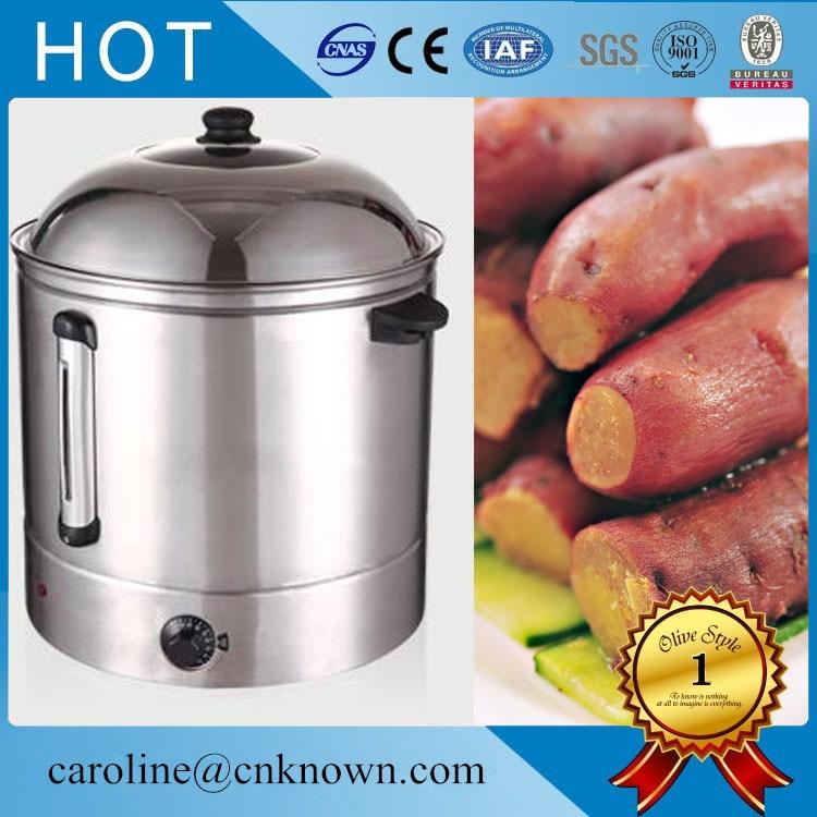 Envío Gratis, vaporera de maíz eléctrica de acero inoxidable y vaporera eléctrica, la mejor en venta