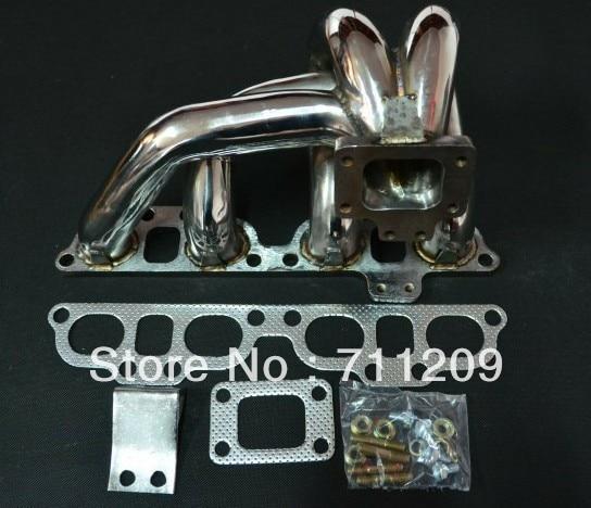 Exhaust manifold for nissan 240SX SR20DET Bottom T25 Performance Header Manifold